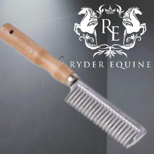 Wooden Handle Mane And Tail Comb