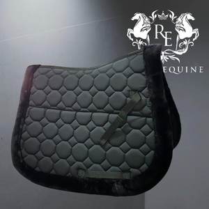 Gallop Prestige Fully Lined Saddle Pad