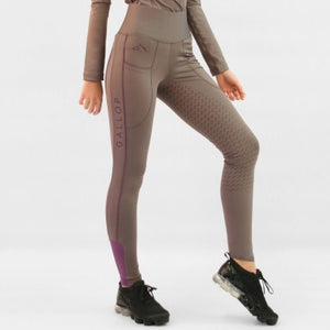 High-Waist Noex Full Silicone Seat Tights