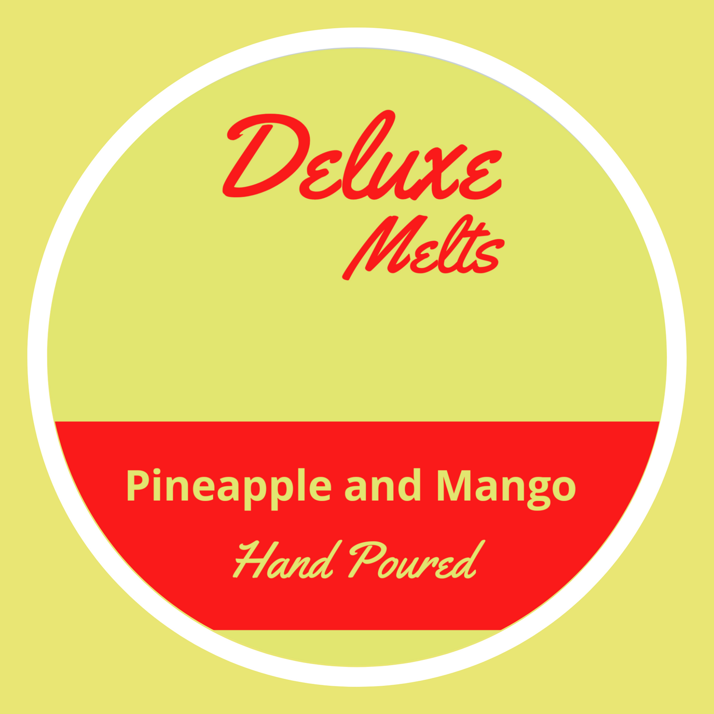 Pineapple & Mango