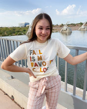 Load image into Gallery viewer, Everything Fall Graphic Tee