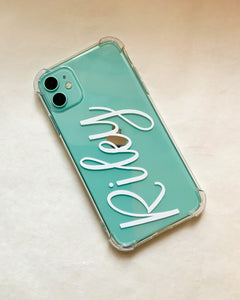 Call My Name Customizable Phone Case