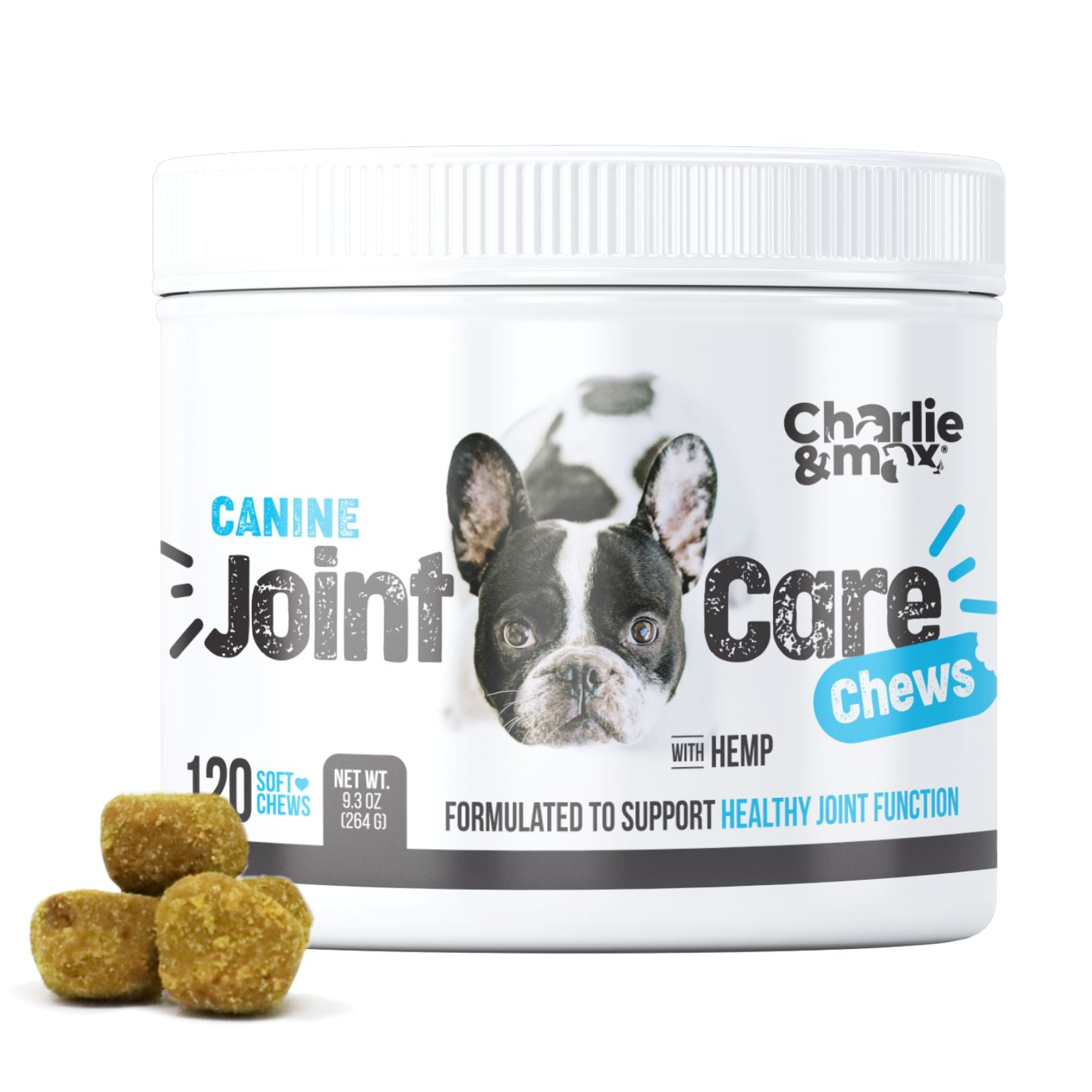Advanced Joint Care Chews - Natural Pain and Anxiety Relief