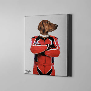 Racing Car Pilot Dog by Charlie & Max - Charlie & Max®