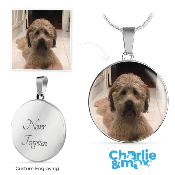 Charlie & Max Custom Luxury Necklace - Charlie & Max®