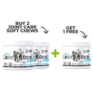 Advanced Joint Care Chews - Natural Pain and Anxiety Relief - Charlie & Max®