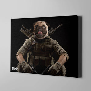 Military Dog by Charlie & Max - Charlie & Max®