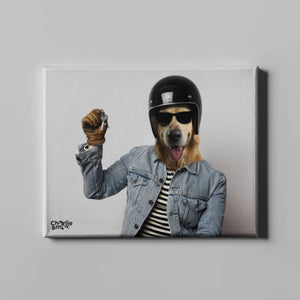 Motorcyclist Dog by Charlie & Max - Charlie & Max®