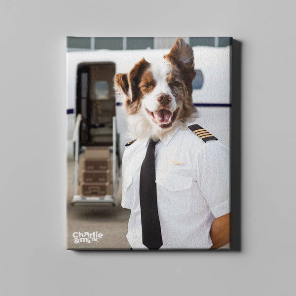 Pilot Dog by Charlie & Max - Charlie & Max®