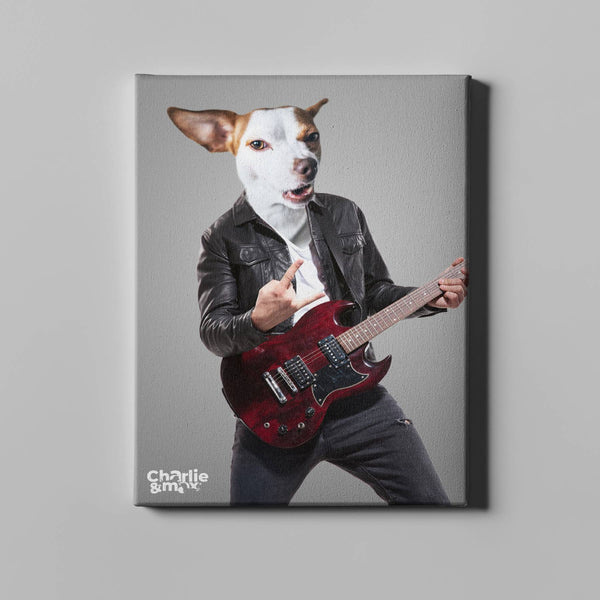 Rock Star Dog by Charlie & Max - Charlie & Max®