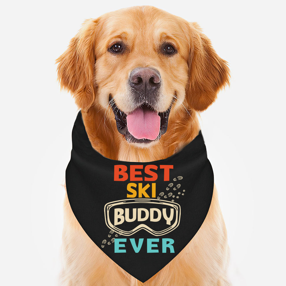 Ski Buddy - Dog Bandana