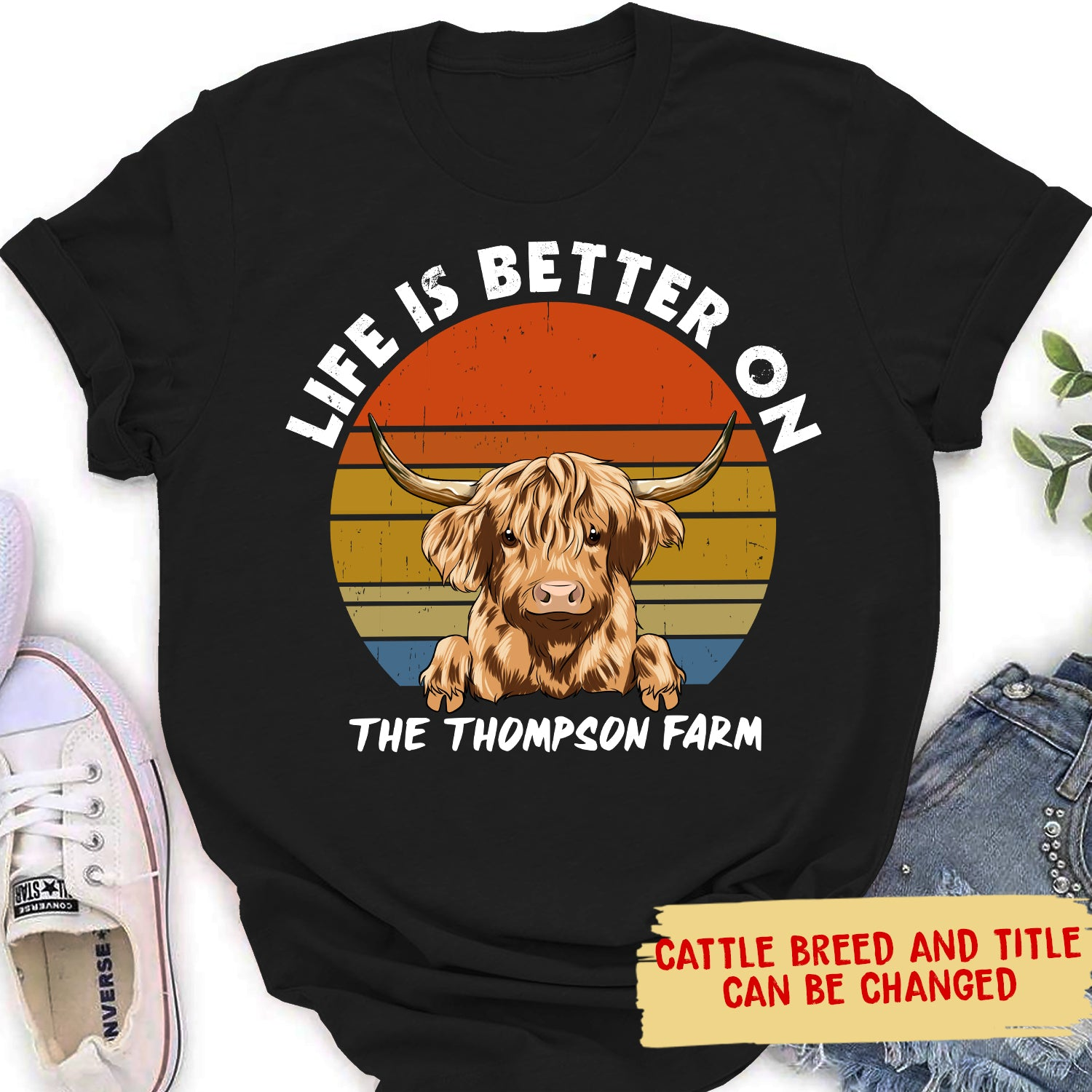A Better Life - Personalized Custom Women T-Shirt