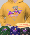 Furry & Bright - Personalized Custom Hoodie