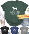 Mother of Dogs - Personalized Custom T-shirt