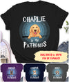 My Dog My Patronus - Personalized Custom Unisex T-shirt