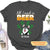 All I need (Beer) - Personalized custom women's T-shirt