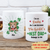 Lucky As I Can - Personalized Custom Coffee Mug