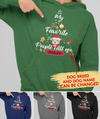 My Favorite People Call Me - Personalized Custom Hoodie - Christmas Gifts