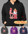 Love Christmas - Personalized Custom Unisex Hoodie - Christmas Gifts
