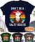 Don't Be A Salty Heifer - Personalized Custom Unisex T-shirt