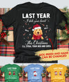 Steal From You - Personalized Custom Unisex T-shirt - Christmas Gifts