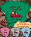 It's the most wonderful time of the year - Personalized custom T-shirt - Christmas Gifts