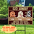 Dogs And Wine - Personalized Custom Yard Sign