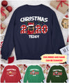 Christmas 2020 - Personalized Custom Unisex Sweatshirt - Christmas Gifts