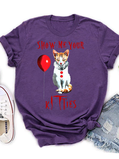 Show me your kITties - Unisex classic T-shirt