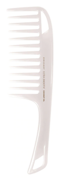 Cricket Ultra Smooth Coconut Detangler Comb