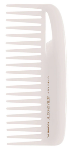 Cricket Ultra Smooth Coconut Conditioning Comb