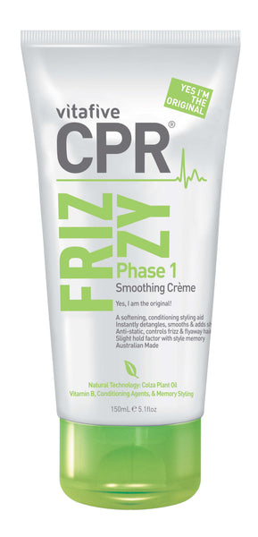 CPR Frizz Phase 1 Smoothing Creme 150mL