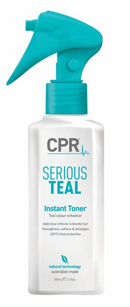 CPR Instant Toner Serious Teal 180mL