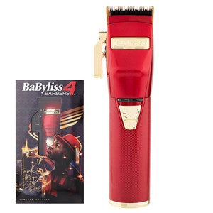 BaBylissPRO RedFX Lithium Hair Clipper