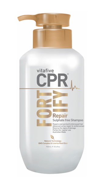 CPR Fortify Repair Shampoo 900mL