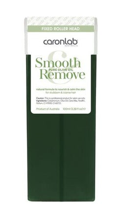 Caronlab- Smooth & Remove Olive Oil- Strip Wax- Cartridge 100mL