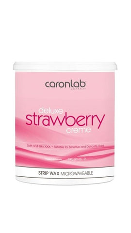 Caronlab- Strawberry Creme- Strip Wax- 800g