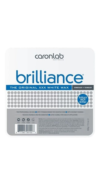 Caronlab- Brilliance- Hard Wax Pallet- 500g