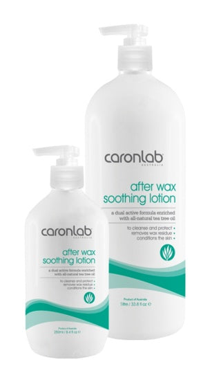 Caronlab- After Wax Soothing Lotion Tea Tree