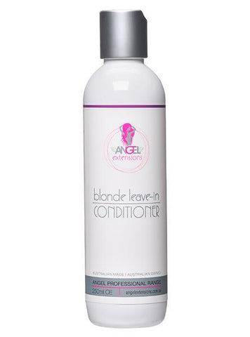 Angel Extensions Leave In Blonde Conditioner 250mL