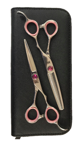 Mi Scissor and Thinner Set Pink