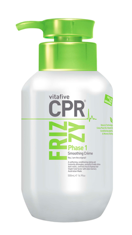 CPR Frizz Phase 1 Smoothing Creme 500mL