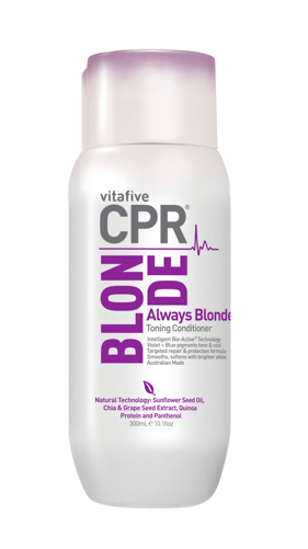 CPR Always Blonde Conditioner 300mL