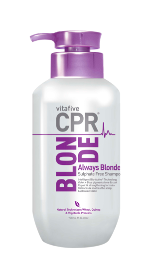 CPR Always Blonde Shampoo 900mL
