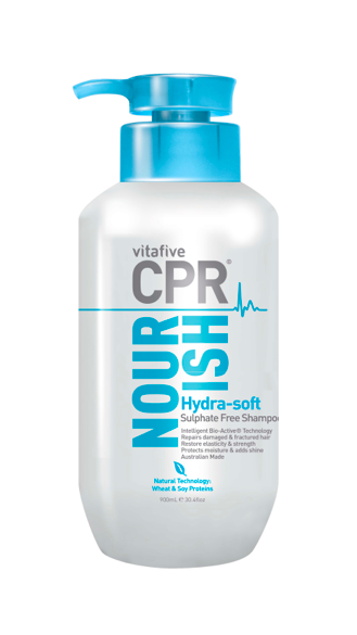 CPR Nourish Shampoo 900mL
