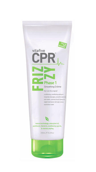 CPR Frizz Phase 1 Smoothing Creme 250mL