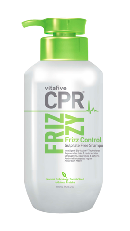 CPR Frizz Control Shampoo 900mL