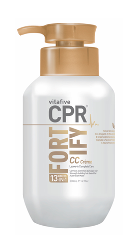 CPR Fortify CC Creme Complete Care 500mL