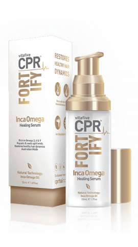 CPR Fortify Inca Omega Healing Serum 50mL