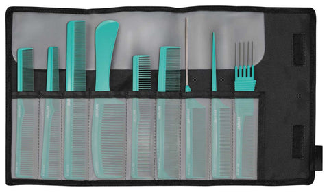 Jaguar Roll Out Comb Set- Mint